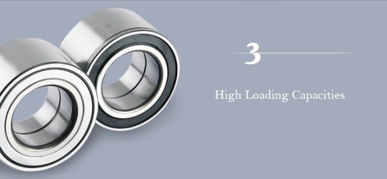high loading capacities